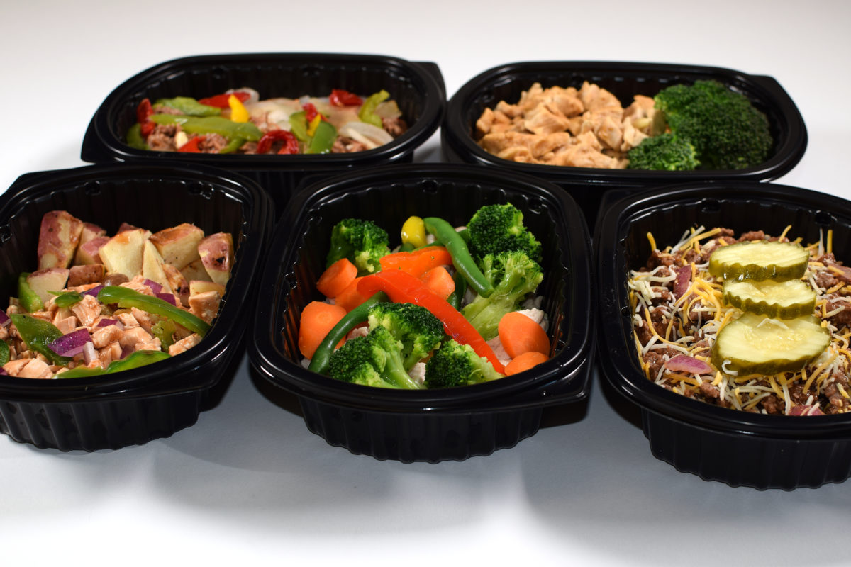 CleanEats meals delivered